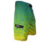 PELAGIC DORADO BOARDSHORT - GREEN (235G)